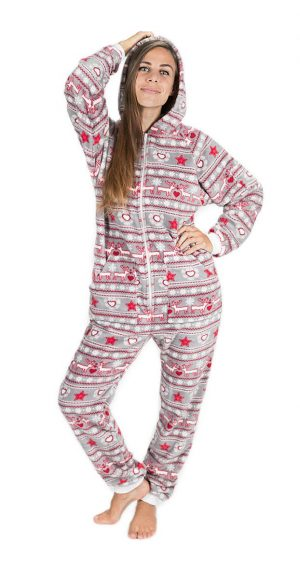 Christmas Dream Go-Jamz: Adult Jumpsuit