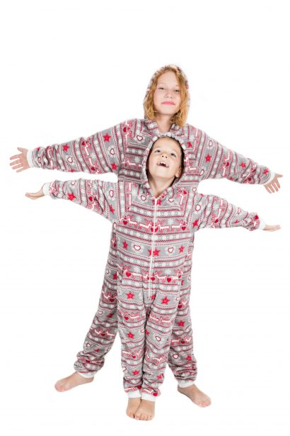 Go Jamz Kidz Kalėdų sapnas Flisinis kombinezonas vaikams