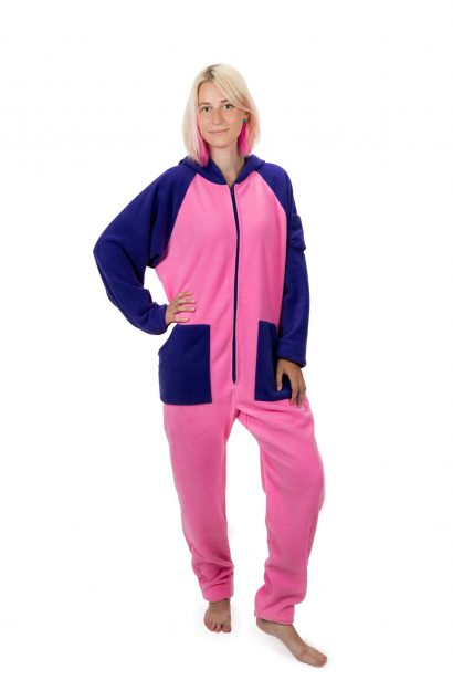 Cotton Candy Go-Jamz:  Adult Jumpsuit