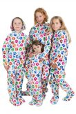 Dog Pawz Kajamaz Kidz: Footed Fleece Pajamas For Kids