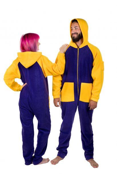 Lemon Splash Go-Jamz: Adult Jumpsuit